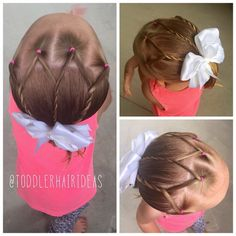 Today I did 4 ponies along the hair line and did 3 rope twists back to a big pony! Super easy and fast!  #toddlerhair #toddlerhairideas #toddlerhairstyles #cutetoddlerhair #cutegirlhair #toddlerhairstyleideas #hairideas #toddlerstyle #easyhairstyle #easyhairstyles #girlhair #littlegirlhair #littlegirlhairstyle #toddler #buns #braids #ponytail #pigtails #hairstylesforgirls #hairstyleforgirls #hair #easy #elastics #ropetwists #kidhair #kidhairstyles #kidshairstyles #ponytails #cutehair