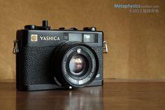 【96新收藏级】雅西卡 Yashica Electro 35 CCN 旁轴相机 35/1.8