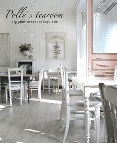 Polly´s Tearoom, Halden, Norway