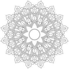 Mandala Monday 33 Free Download To Colour In Mandala Coloring Pages, Colouring Pages, Adult Coloring Pages, Coloring Books, Mandala Painting, Mandala Art, Trippy Drawings, Mandala Design, Line Drawing