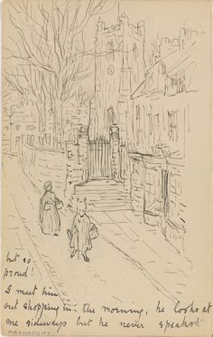 """<b>The author of <i>The Tale of Peter Rabbit</i> wrote charming illustrated letters.</b> In honor of her 147th birthday, here are some selections from her correspondence with Noel Moore between 1892 and 1900, courtesy of the <a href=""""http://go.redirectingat.com?id=74679X1524629&sref=https%3A%2F%2Fwww.buzzfeed.com%2Farianelange%2Fbeatrix-potter-best-pen-pal&url=http%3A%2F%2Fwww.themorgan.org%2Fhome.asp&xcust=2451352%7CBFLITE&xs=1"""" target=""""_blank"""">Morgan Library & Museum</a>."""