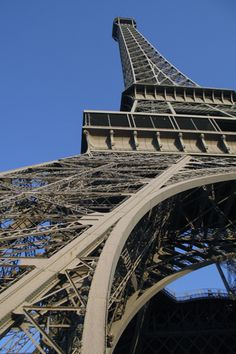 The Eiffel Tower is an amazing site for the whole family.  The climb, the view, the experience of being in something so majestic and beautiful -- and don't forget a snack at the top!