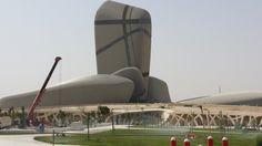 King Abdulaziz Centre for World Culture: Dhahran, Saudi-Arabia