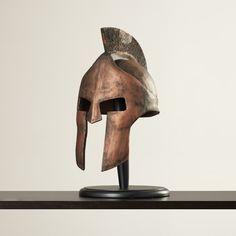 Found it at Wayfair.ca - Greek Spartan Helmet Sculpture
