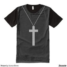 Priest All-Over Print T-shirt