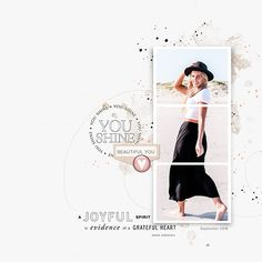 Showcasing some of the most outstanding digital scrapbooking layouts posted in the galleries, almost every single day. Digital Scrapbooking Layouts, Scrapbook Sketches, Card Sketches, Baby Scrapbook, Scrapbook Albums, Baby Album, Photo Layouts, Studio Calico, Photoshop Photography