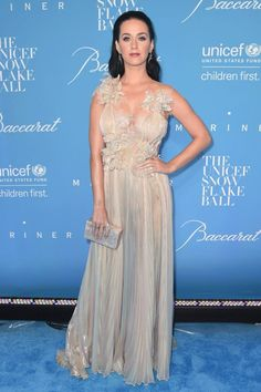 On the Scene: The 12th Annual UNICEF Snowflake Ball with Tamron Hall in Sonia Rykiel, Patina Miller in alice+olivia, Maggie Q in Zac Posen, and More!