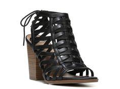 Women's Fergalicious Vizion Sandal - Black