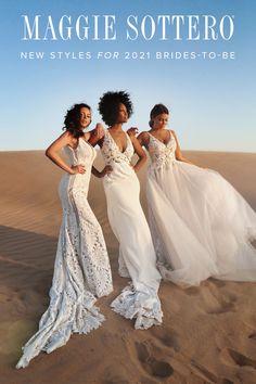 Wedding Dress Gallery, Wedding Dresses Photos, Wedding Dress Styles, Boho Wedding Dress, Dream Wedding Dresses, Bridal Dresses, Bridesmaid Dresses, Sheath Dresses, Wedding Shot