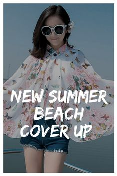 New Summer Beach Cover up