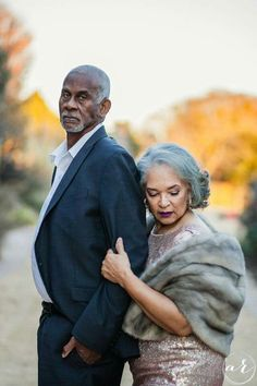 Because black love is and forever will be beautiful. Images by Amber Robinson Black Love Couples, Black Love Art, Cute Couples, Couple Noir, Flipagram Instagram, Older Couples, Black Relationship Goals, Black Families, Cute Relationships