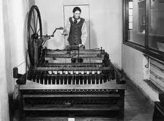 1764 spinning jenny - Google Search