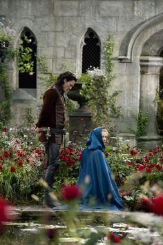 Vlad & Mirena in the rose garden - deleted scene from Dracula Untold Luke Evans, Dracula Untold, Sarah Gadon, Daughter Of Zeus, Disney Animated Films, Bram Stoker, Cinema, Vampire Academy, Animation Film