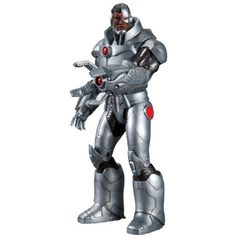 DC Collectibles Justice League: Cyborg Action Figure DC Collectibles http://www.amazon.com/dp/B008VTLRC2/ref=cm_sw_r_pi_dp_niMovb04834FD