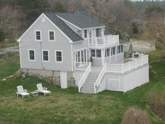 House vacation rental in Phippsburg from VRBO.com! #vacation #rental #travel #vrbo
