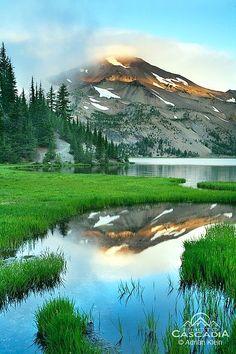 ✯ Three Sisters Wilderness, Oregon