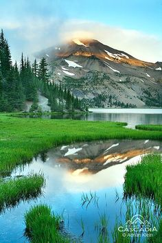 ✯ Three Sisters Wilderness, Oregon