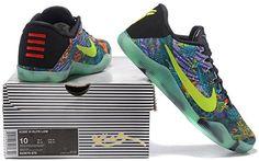 388555626936 Nike Kobe XI Elite Low Mens Basketball shoes Master of the road 822675-670