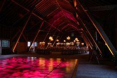 Wedding Reception Lighting: An Essential Ingredient - Project Wedding Wedding Reception Lighting, Event Lighting, Stage Lighting, Wedding Rentals, Wedding Venues, Wedding Ideas, Gothic Wedding, Rustic Wedding, Halloween Wedding Dresses