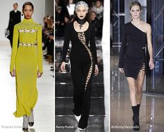 Fall/ Winter 2016-2017 Fashion Trends: Lacing Accents Trends 2017   For more inspirations visit and follow: www.delightfull.eu