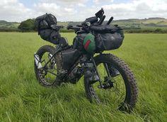 Surly Wednesday - Bikepacking