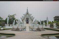 Biała Świątynia w Tajlandii – Wat Rong Khun