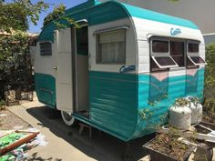 Little Vintage Camper Trailer Makeover (15) – Vanchitecture