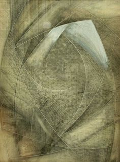 Marble Form (Mycenae) / Barbara Hepworth / 1959 / pencil and oil on panel (hardboard) Constantin Brancusi, Louise Nevelson, Jean Arp, Terry Long, Mycenae, Watercolor Mixing, Georges Braque, Barbara Hepworth, Henry Moore