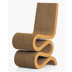 Frank Gehry corrugated cardboard chair