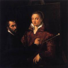 Charles Fonseca: Sofonisba Anguissola. Pintura