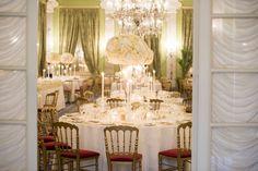 Wedding reception in Villa d'Este: so elegant!