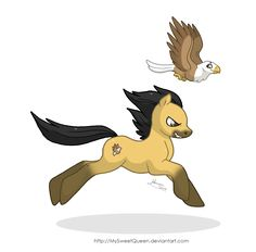Faster Than the Wind by MySweetQueen on deviantART