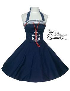 Sie suchen etwas Besonderes, na dann sind Sie in unserem Shop ja genau richtig. Hier bieten wir Ihnen ein wunderschönes Kleid zum Petticoat der 50 ziger Jahre Syle an. Nutzen Sie die Gelegenheit...