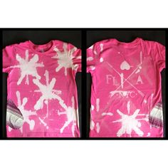 #bleachedapparel #wearableart #children's #fashion #stars #heart #handmade #upcycled