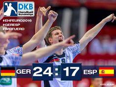 Handball-EM 2016 Finale: Deutschland vs. Spanien - Das Spiel im Liveticker - DIE WELT