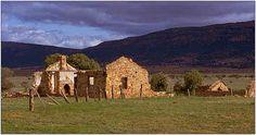 Kanyaka Homestead, Flinders Ranges, SA - typical South Aussie ruin
