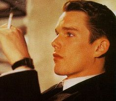 dangermousie | Movie Rec of the Day: Reality Bites (1994). With a side of Ethan Hawke picspam
