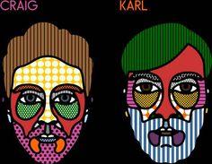 Os designers Craig Redman e Karl Maie foram acusados de plagiar Romero Britto por conta de um trabalho que os dois fizeram para a Apple. Britto está processando os artistas e a Apple disse que não vai comentar o caso.