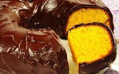 O bolo fica com a massa fofinha! (Foto: Divulgação)