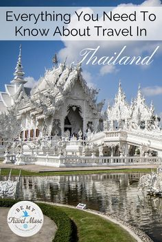 A series of posts to help you plan an awesome trip to Thailand, whether you're a solo female traveler, go in a group, or are planning with friends!