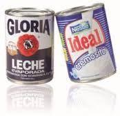 Producto Comercial de Leche del Perú