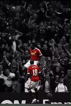 He came with a hefty price tag & a lot of pressure on his shoulders! Did he show any pressure? Not one bit!! #MUFC