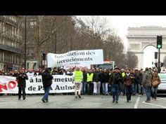 TV BREAKING NEWS Manifestation des PSA Aulnay devant le siège du groupe - http://tvnews.me/manifestation-des-psa-aulnay-devant-le-siege-du-groupe/