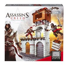 Mega Bloks Assassin's Creed Fortress Attack only $11.98! (Reg. $24.99)