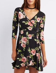 This adorable floral dress for every shopper on a budget. | 26 Beautiful Dresses Under $30 To Wear To Any Fall Wedding