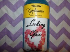 Looking Glass L-O-V-E Glass Cleaner by YellowEpiphanies on Etsy