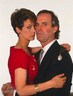 John Cleese and Jamie Lee Curtis in A Fish Called Wanda