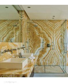 Marble Floor Design & Elevation In India Marble Art, Marble Floor, Onyx Marble, White Marble, Residential Interior Design, Best Interior Design, Dream Bathrooms, Beautiful Bathrooms, Interiors Magazine