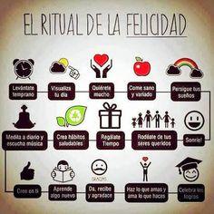 Mantras para ser felices #happiness #lavidaesbella