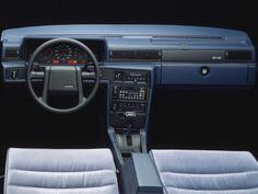 Торпедо Volvo 760 GLE '09.1982–83